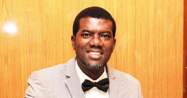 """""""Being A Nice Person Leads To Uselessness"""" - Reno Omokri"""