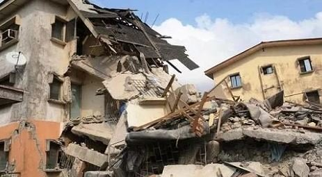 Building collapses in anambra