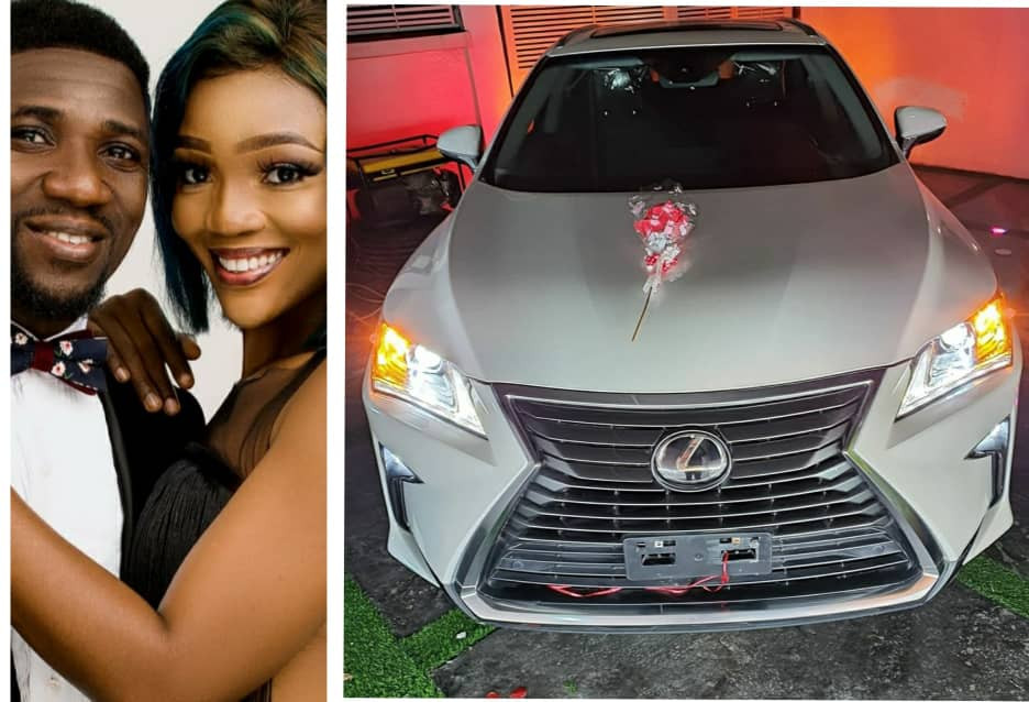 Ogusbaba surprises his wife with a brand new expensive car
