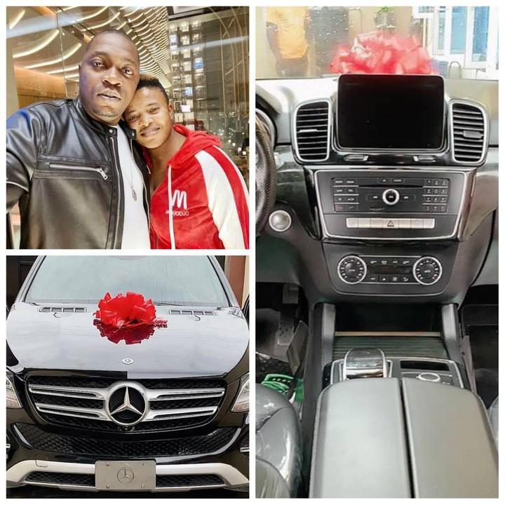 Angela Nwosu gifts husband a brand new SUV