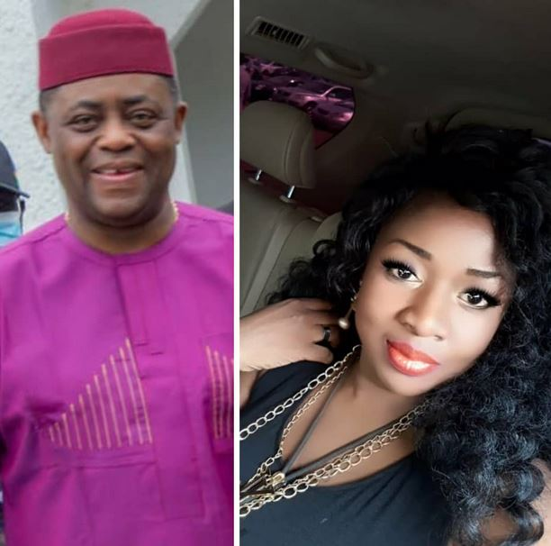 FFK'S Wife Release Statement Following Separation From Precious Chikwendu