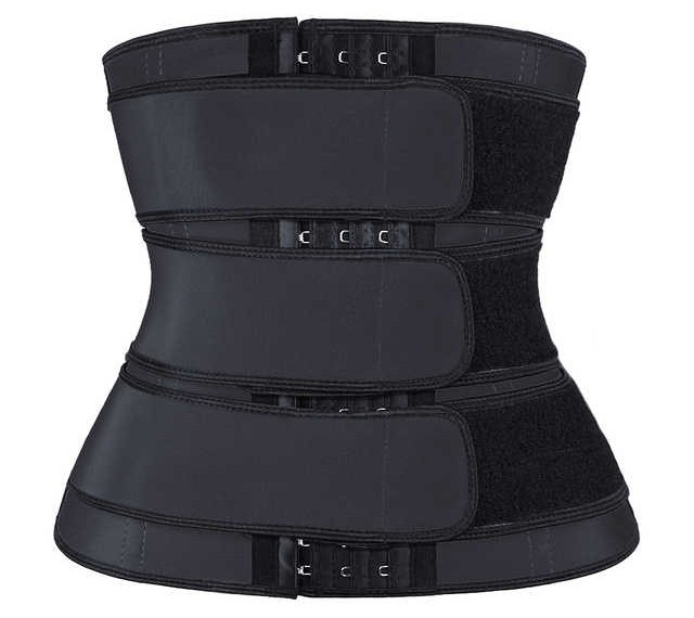 Warning! See The Dangerous Things Waist Trainers Can To A Person's Ribs