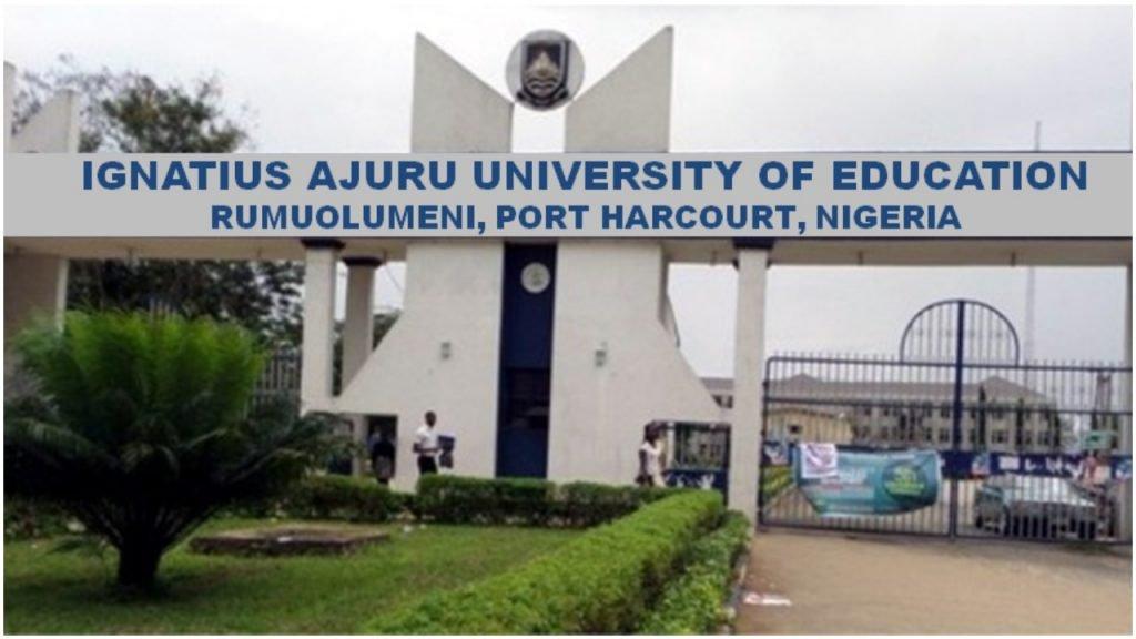 Ignatius Ajuru University of Education, Rivers State