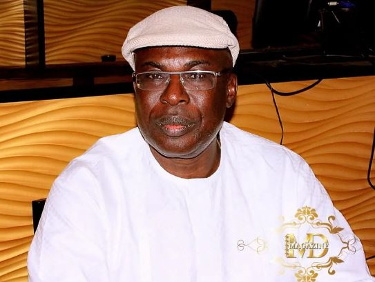 Minister of State for Petroleum, Timipre Sylva