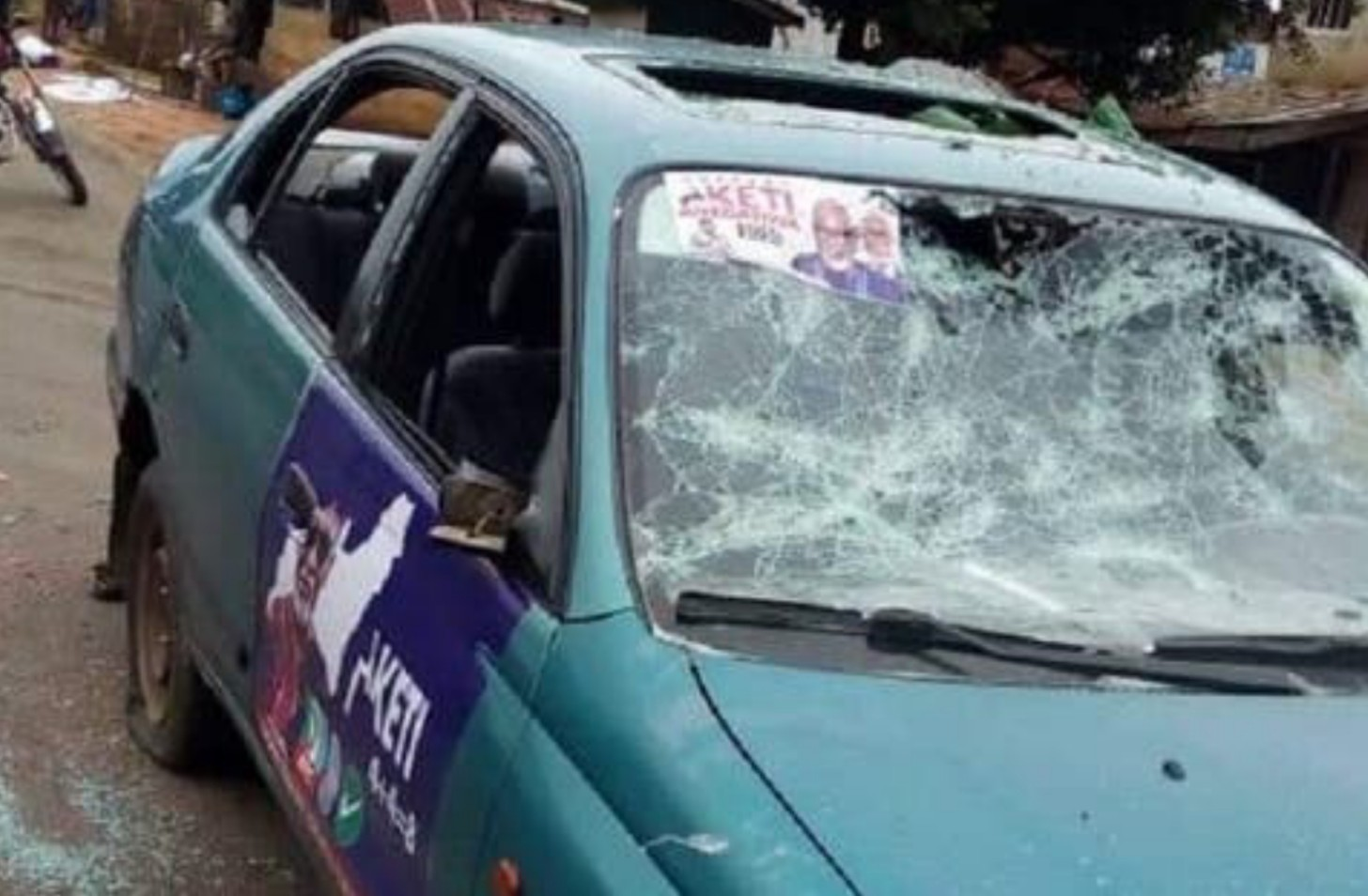Supporters fight in Ondo state