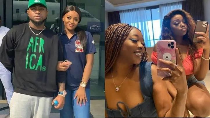 Naomi shades Davido amidst cheating rumours