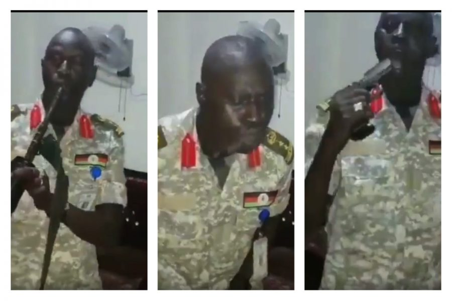 Colonel Angui Karbino Kuanyin