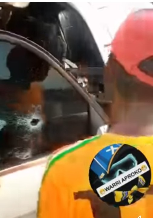 Orhuwhorun  and two police officers killed