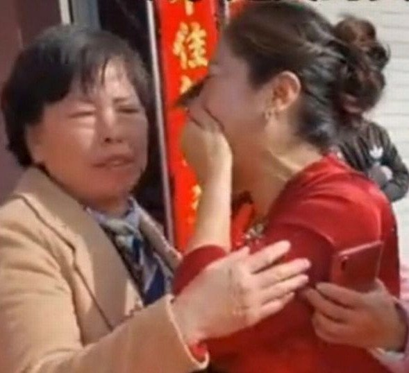 Mother finds out son's bride is her daughter