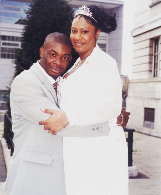 Don Jazzy and Michelle