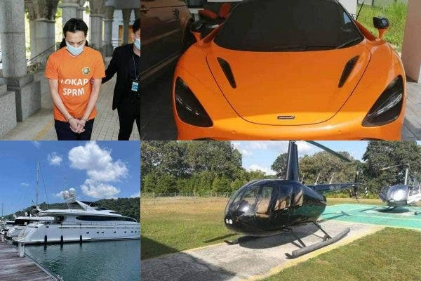 Notorious fraudster arrested in Malaysia