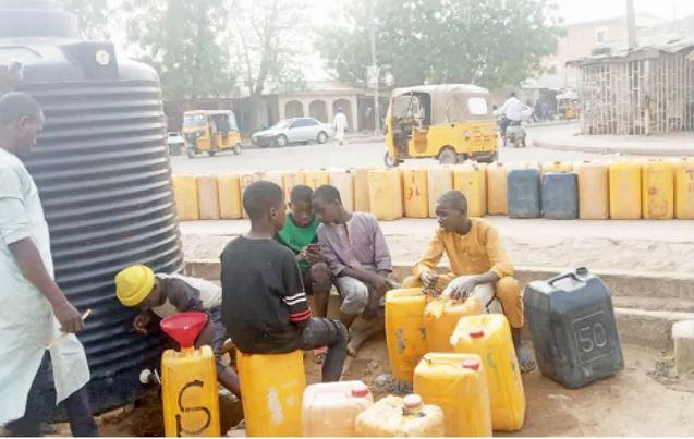 Abuja water shortage