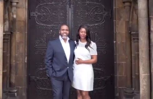Wow! Couple Remarries After Over 10 Years Of Separation And Divorce (Video)