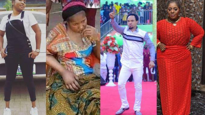 comedienne Ada Jesus, Odumeje and Rita Edochie
