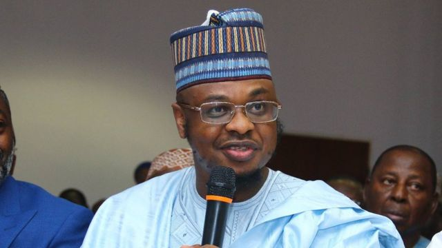 Buhari's Minister Pantami Reacts After His Alleged Inclusion in US Terror Watchilist