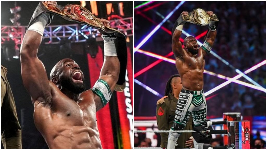 WWE Champion, Uhaa