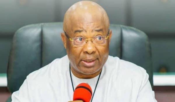 Governor Hope Uzodimma of Imo State