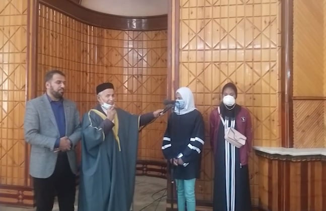 Two housemaids convert to Islamin Tripoli