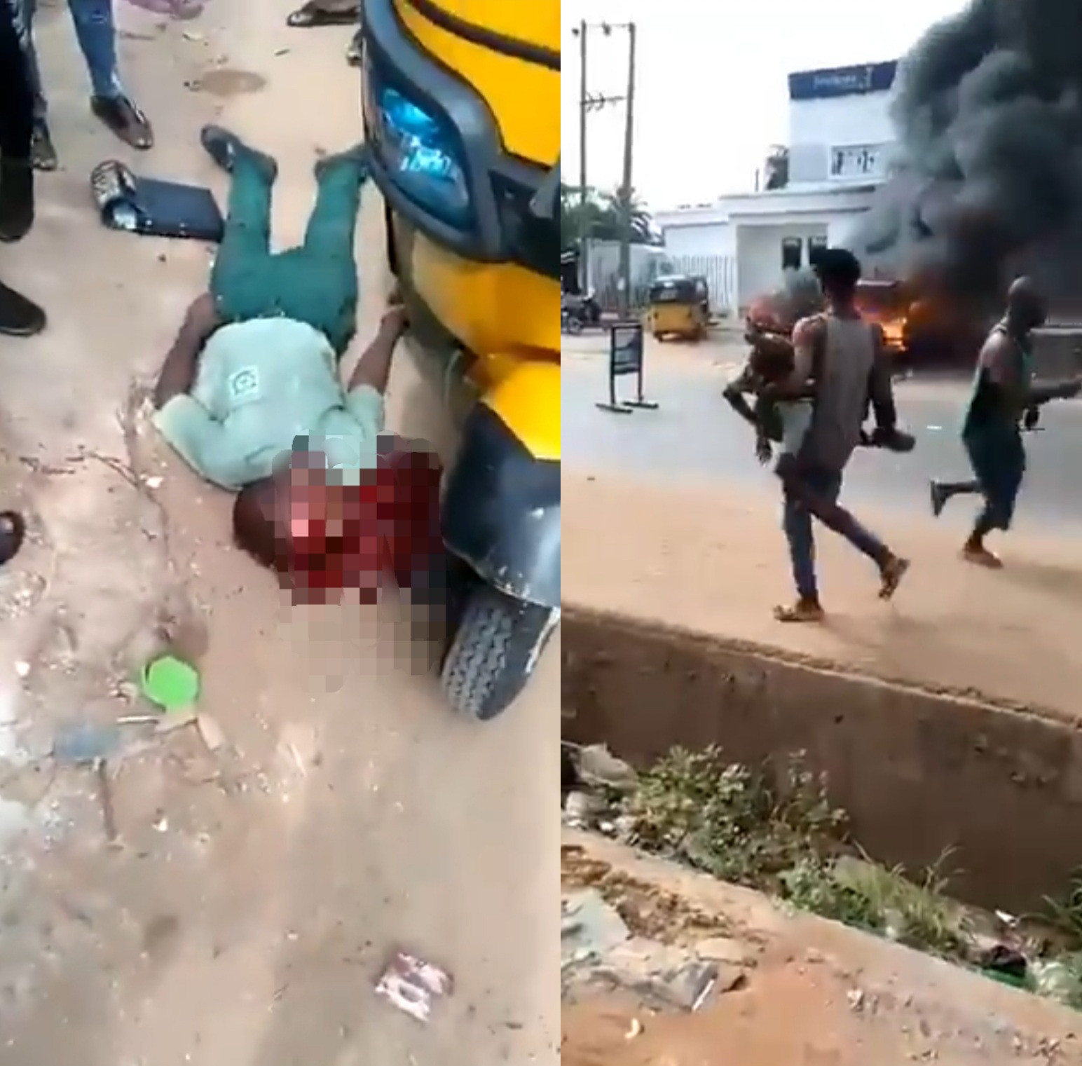 Two killed in Anambra bank attack
