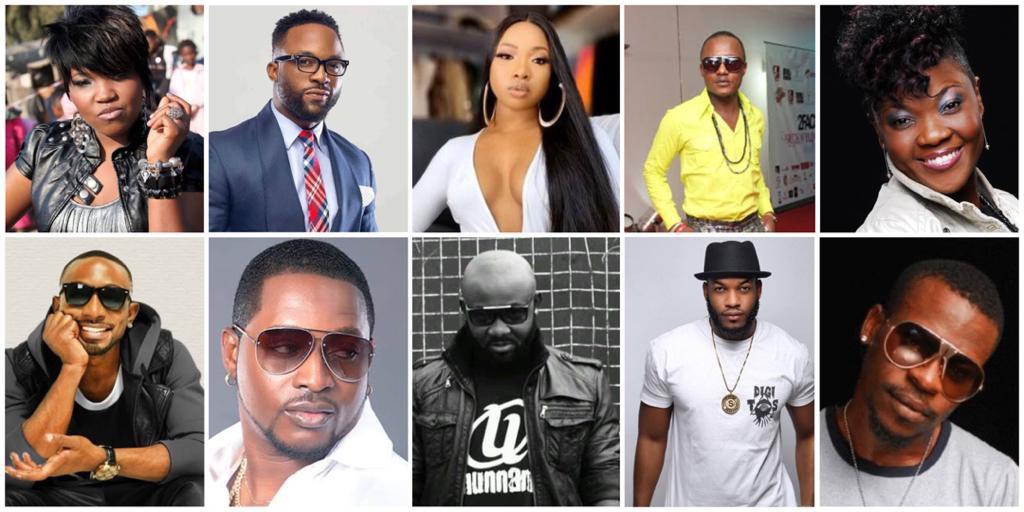 Nigerian singers