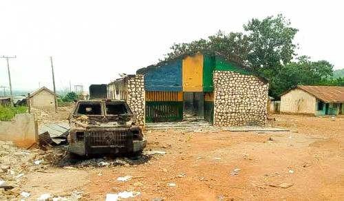 Abia police attacked by gunmen
