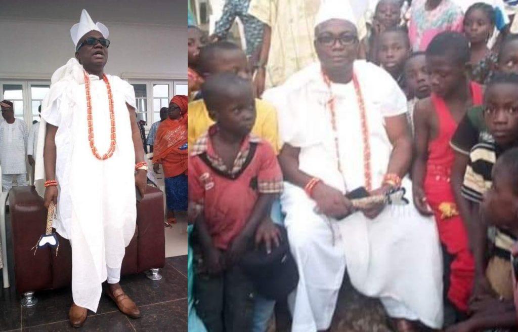 Prince Akeem Ogungbangbe is the new Owaloko of Iloko-Ijesa