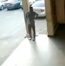 Police officer caught stealing phone