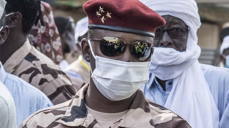 BREAKING: Idriss Deby's Son Named President Of Chad