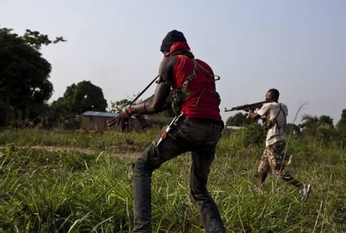 BREAKING: Gunmen Go Wild, Kidnap Construction Workers In Ondo