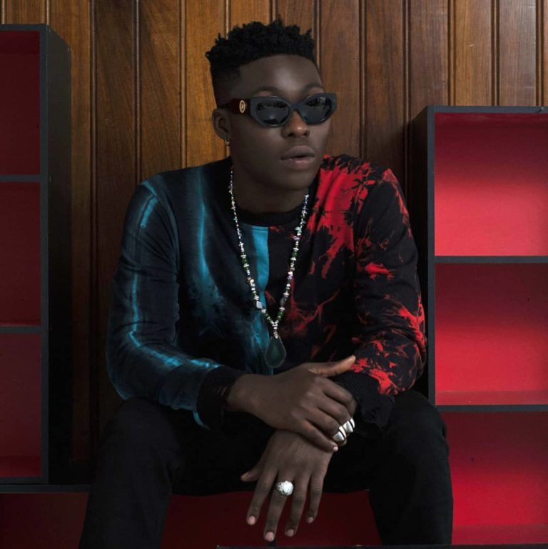 Reekado Banks Narrates How His Girlfriend Stabbed Chef For Cooking For Him