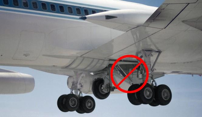 'Stowaway' Found In Landing Gear Of A Plane That Arrived In Amsterdam From Nigeria