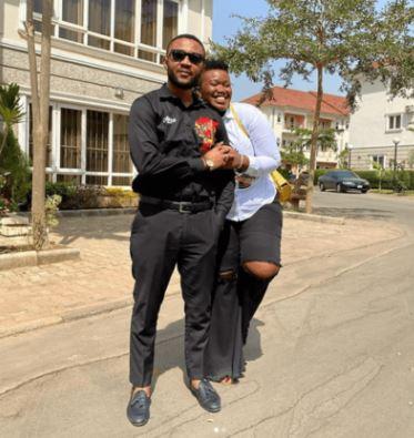 Warri Pikin and husband, Ikechukwu