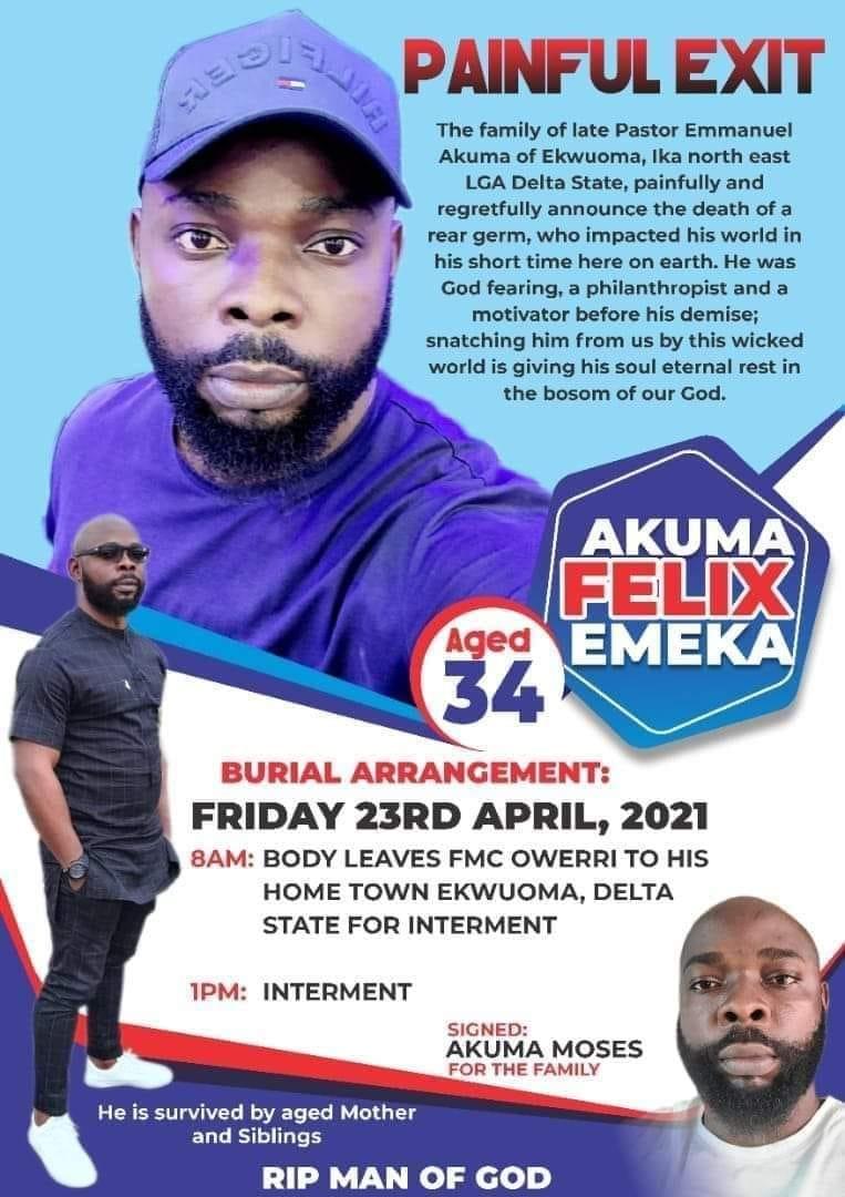 Akuma Felix Emeka