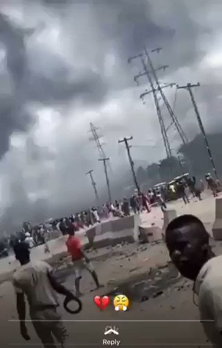 Hausa and Yoruba youths fight dirty in Lagos