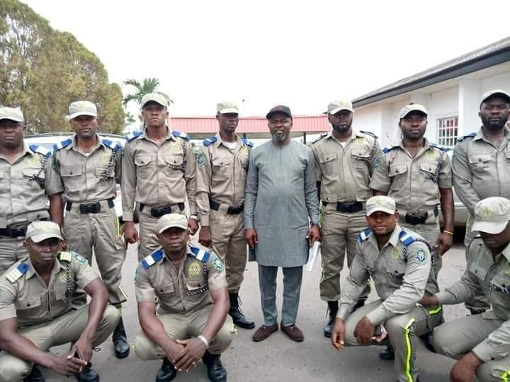 Ebubeagu security outfit launched in Ebonyi state