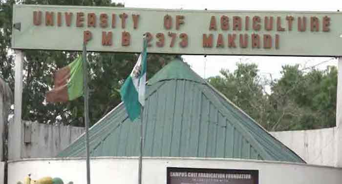 Federal University of Agriculture, Makurdi, Benue State, North-central Nigeria