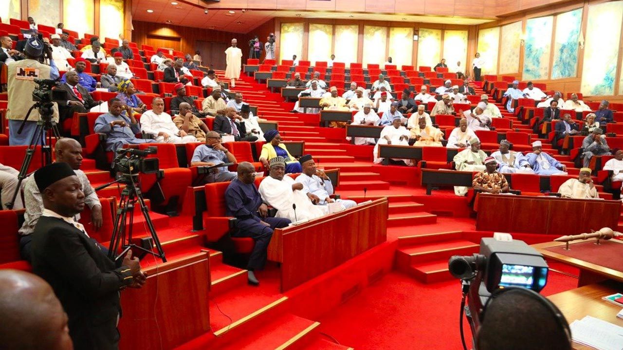 Senate Passes Amended AMCON Bill, Okays Seizure Of Debtors' Assets