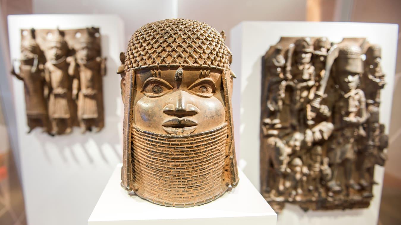 Stolen Benin bronzes