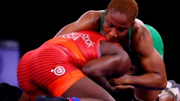 Blessing Oborududu wins silver for Nigeria