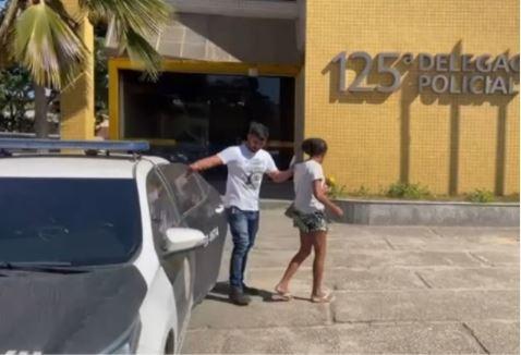 Marilza arrested for selling her kids for drugs