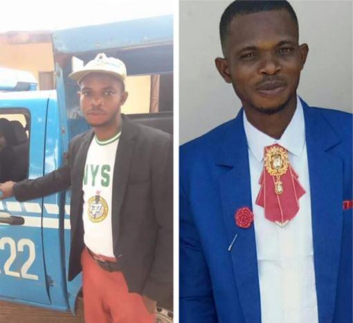 Victims of the attack in Enugu
