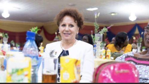 Professor Smaranda Olarinde