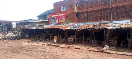 Enugu residents observe sit-at-home order