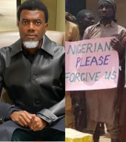 Omokri blasts army for sharing photos of Boko Haram terrorists begging for forgiveness