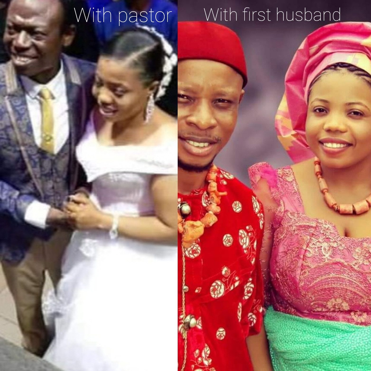 Pastor Adeeyo accused of snatching church member's wife