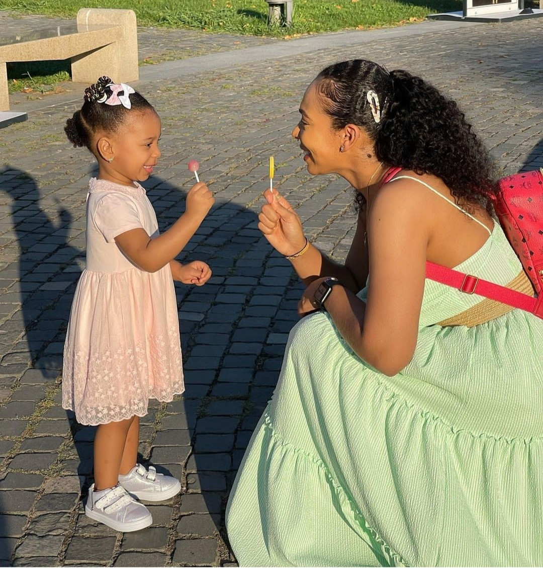 Tboss and daughter, Starr