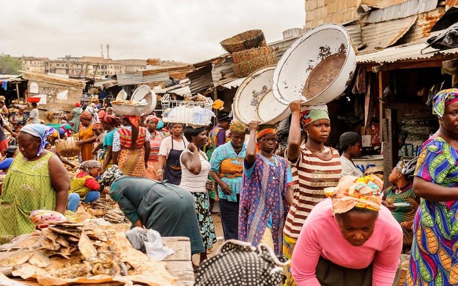 Poor Nigerians