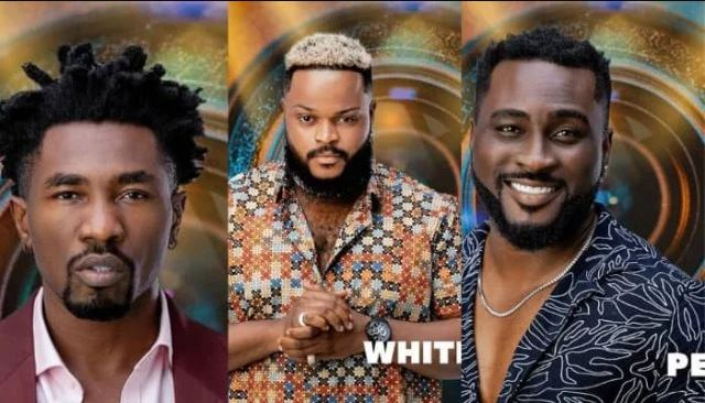 BBNaija: Boma Confronts Pere On Food Shortage After Whitemoney's Kitchen Ban