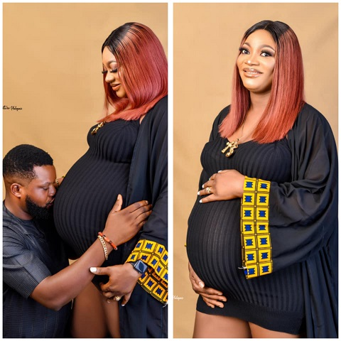 Emonema and wife welcome twins
