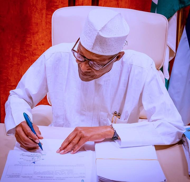 Buhari signs PIB into law